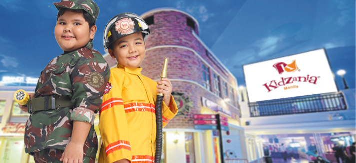 Image: Kids at KidZania