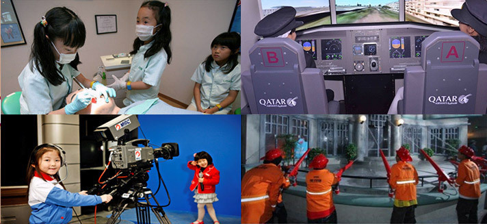 Photo: Kids at KidZania