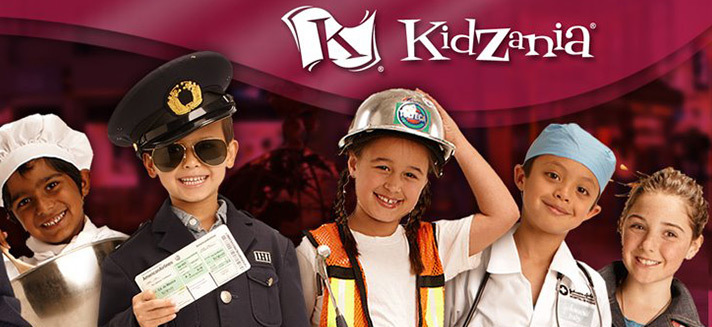 Photo: Kids having fun at KidZania
