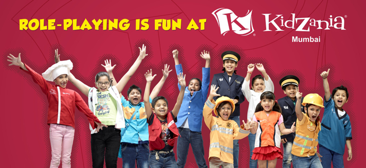 Image: R-City Mall pic with KidZania Mumbai branding